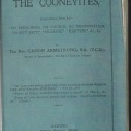"The Cooneyites or ""Dippers"" by Armstrong"