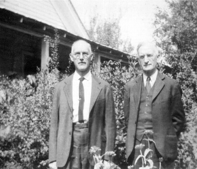 Fawcett, Jim (1904) and John Freeman