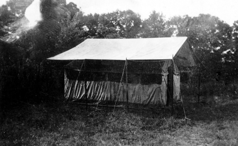 Bach Tent #2