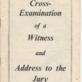 Cross-Exam by Alfred Magowan