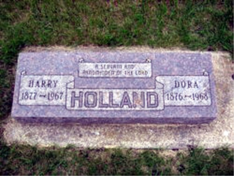Holland Dora & Harry