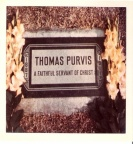 Purves, Thomas Grave