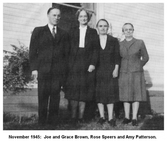 Brown, Joe & Grace