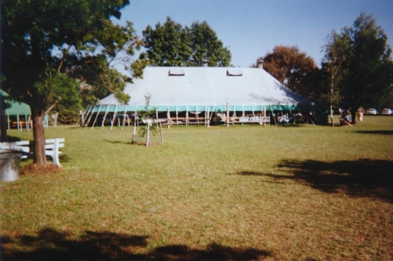Convention Mtg Tent #1