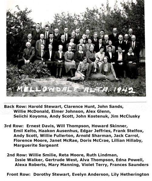 1942 AB Mellowdale Convention