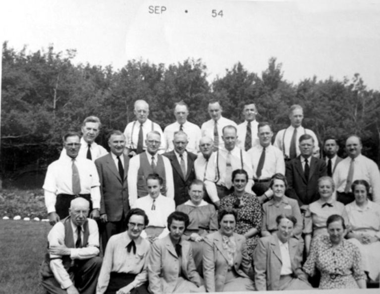 MB 1954 Portage Convention