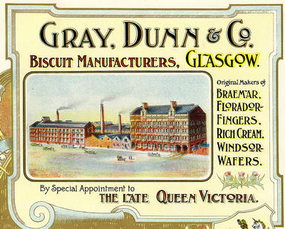 Gray Dunn Biscuit Factory