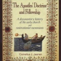 'Apostles' Doctrine & Fellowship' by Jaenen