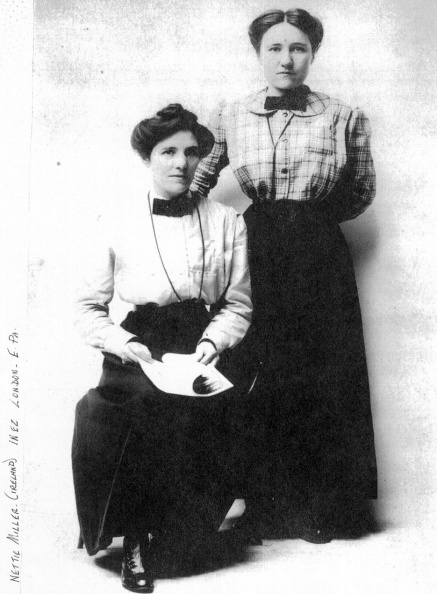Miller Nettie, Inez London