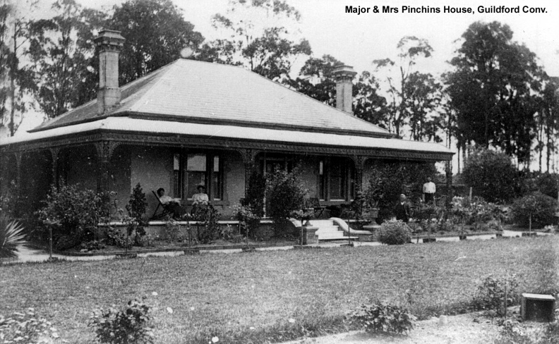 NSW Guildford 6 Pinchin House