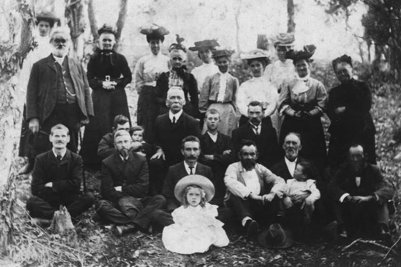 NSW Guildford  Convention Workers